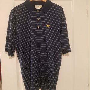Other - Augusta National Golf Shop Masters Polo Mens Large
